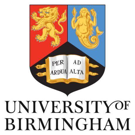 Online PhD Programs University of Birmingham